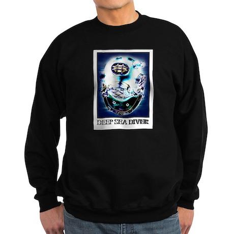 Deep Sea Diver Gear Sweatshirt (dark)