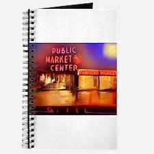 Cute Pike place market seattle Journal