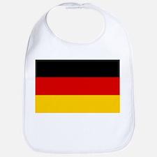 Germany Deutschland Flag Bib