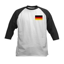 Germany Deutschland Flag Tee