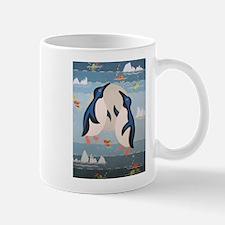 Penguin Pair Mug