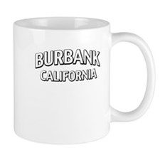 Burbank California Mug