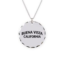 Buena Vista California Necklace