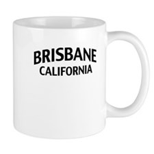 Brisbane California Mug