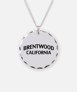 Brentwood California Necklace