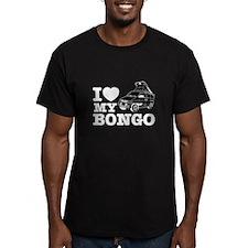 I Love My Bongo - Blue T