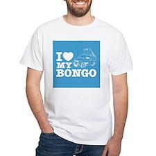 I Love My Bongo - Blue Shirt