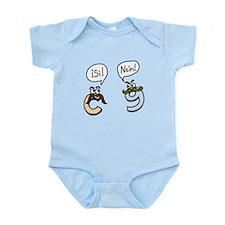 Si! Nein! Infant Bodysuit