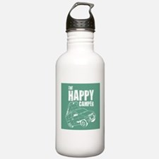 The Happy Camper Water Bottle