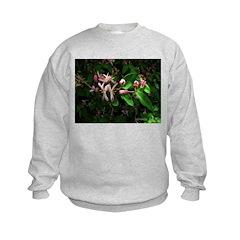 .pink honeysuckle. Sweatshirt