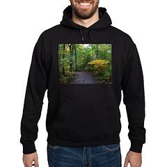.autumn trail. Hoodie