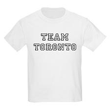 Team Toronto Kids T-Shirt