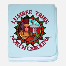 Lumbee Pride baby blanket