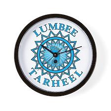 Lumbee Pride Wall Clock