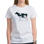 Holstein Cow Women's T-Shirt