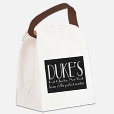 Dukes Martini Port Charles New Canvas Lunch Bag