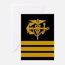 USPHS Commander<BR> Six Greeting Cards