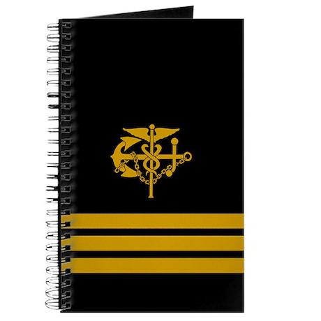 USPHS Commander<BR> Journal