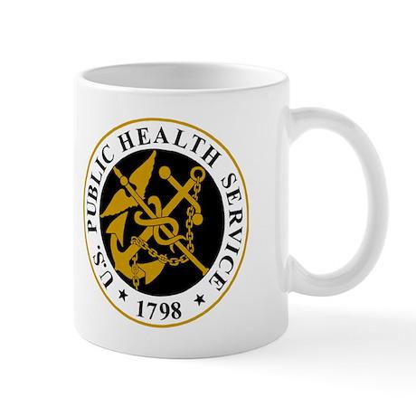 USPHS Commander<BR> 11 Ounce Mug
