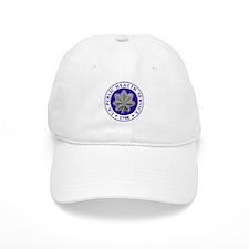 USPHS Commander<BR>White Baseball Cap