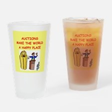 auctions Drinking Glass