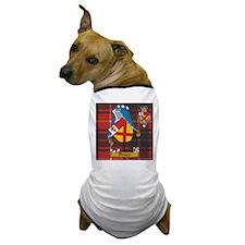 Bruce Scottish Family Name Dog T-Shirt