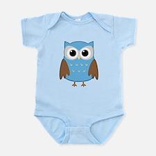 Cute Owl Infant Bodysuit