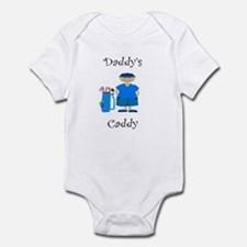 Daddy's Caddy Infant Creeper