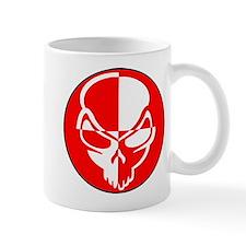 Skull Test Mug