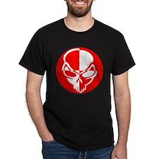 Skull Test T-Shirt