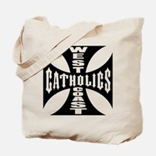 West Coast Catholic Tote Bag