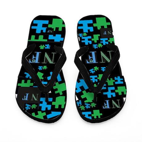 (Flip Flops) NF/Neurofibromatosis Awareness