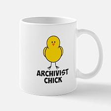 Archivist Chick Mug
