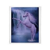 Dark horse fantasy Blankets