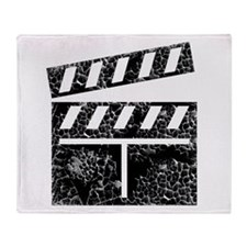 Worn, Movie Set Throw Blanket