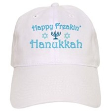 Happy Hanukkah Baseball Cap