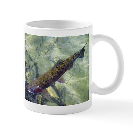 Best Brown Trout Mug