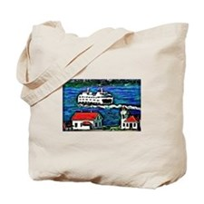 Cute Whidbey island Tote Bag