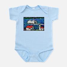 Cute Seattle sounders Infant Bodysuit
