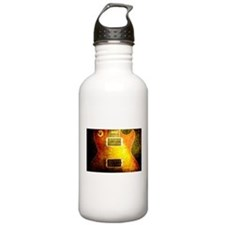VINTAGE GUITAR Water Bottle