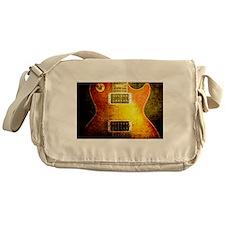 VINTAGE GUITAR Messenger Bag