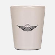 Aviator - Master B-W Shot Glass