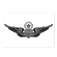 Aviator - Master B-W Postcards (Package of 8)