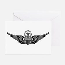 Aviator - Master B-W Greeting Cards (Pk of 10)