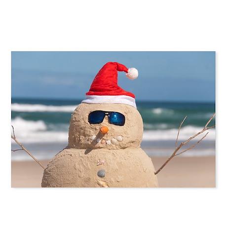 Sandman Holidays Postcards (Package of 8)
