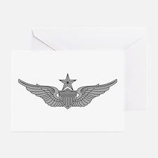 Aviator - Senior Greeting Cards (Pk of 10)