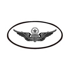 Aviator - Master B-W Patches