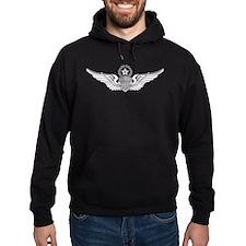 Aviator - Master B-W Hoodie