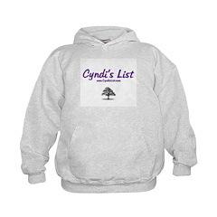 Cyndi's List Hoodie