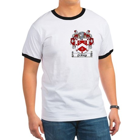 Foley Coat of Arms Ringer T